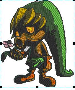 Zelda Deku