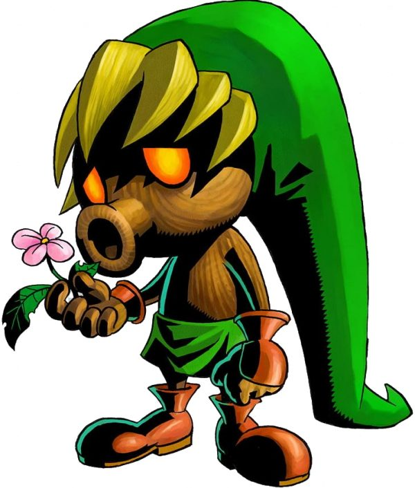 Zelda Majoras Mask Deku
