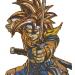 Embroidery Chrono Trigger Crono