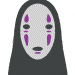 Anime Embroidery No Face